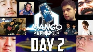 Summit 2.5 Day 2 Part 1: Gameplay, Hilarity, Brandon and Phil Show
