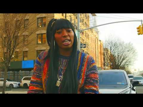 "DJKaySlay Presents Ms.Hustle Feat.Vado & Neek Bucks ""Up In Harlem"""