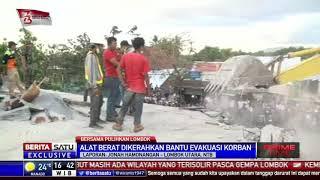 Video Alat Berat Bongkar Reruntuhan Masjid untuk Evakuasi Warga MP3, 3GP, MP4, WEBM, AVI, FLV Agustus 2018