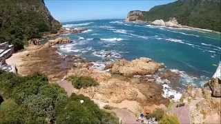 Knysna South Africa  City new picture : Aerial footage