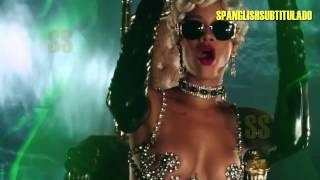 Rihanna - Pour It Up (Lyrics - Sub. En Español)