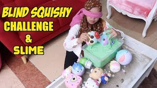 Video BLIND SQUISHY CHALLENGE CEBURIN KE SLIME - Ria Ricis VS Tri Atika MP3, 3GP, MP4, WEBM, AVI, FLV April 2019
