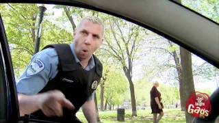 Police Honk At Sexy Girls Prank