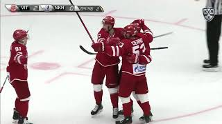 Neftekhimik 1 Vityaz 3, 18 October 2018