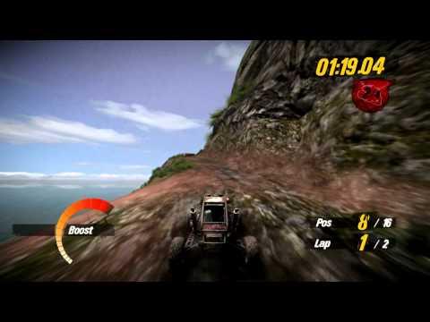 MotorStorm: Pacific Rift #2