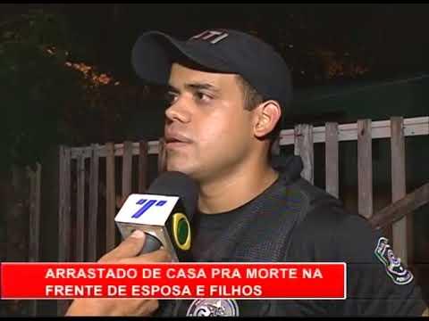 [RONDA GERAL] Homem é assassinado na frente da esposa e dos filhos em Olinda