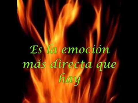 , title : 'fuego en el fuego eroz ramazzotti.(Letras)'