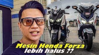 Video Kata biker Thailand tentang HONDA FORZA VS YAMAHA X-MAX MP3, 3GP, MP4, WEBM, AVI, FLV Desember 2018
