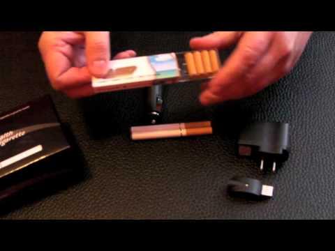 "electronic E-Cigarette ""e-health"" – quit smoking now! reviewed"