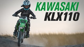 9. Kids Dirt Bike Guide Series | Kawasaki KLX110