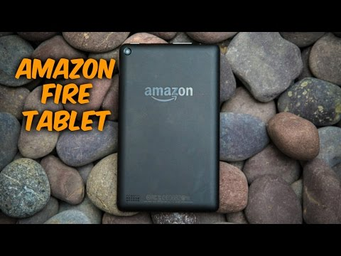Amazon Fire Tablet, 7
