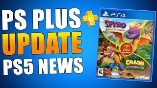 PS PLUS FREE Games Update & PS5 News - NEW PSN Sale - WARFRAME Empyrean (Playstation News)