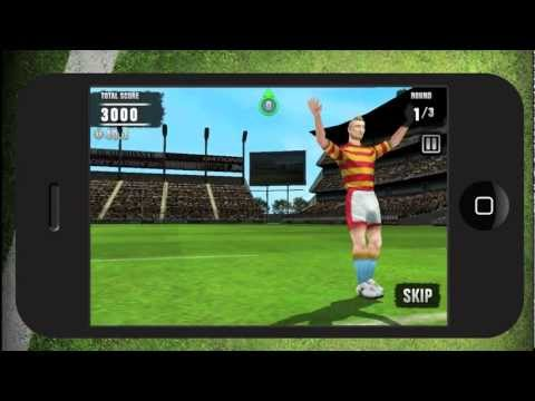 Video of Rugby Kicks