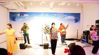 Download Lagu Maunalua06 - Aloha Kolea 2017 [KOHICA] in Korea (마우날루아 알로하콜레아) with Hula Girl Mp3