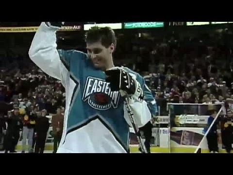 Video: All-Star Moment #1: Bourque wins it in Boston