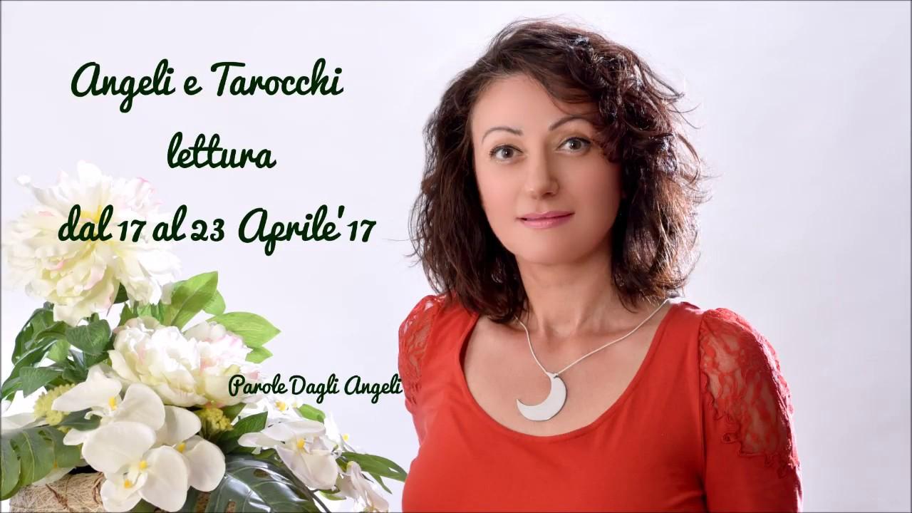 Lettura Angelica settimanale dal 17 al 23 aprile 2017