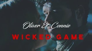 Oliver & Connie || Wicked Game