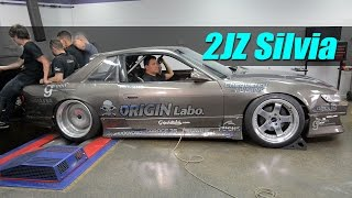 Nonton 2jz Silvia Drifter On Dyno Film Subtitle Indonesia Streaming Movie Download