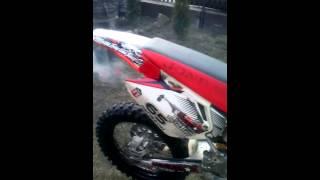 8. Honda cr 85rok 2006