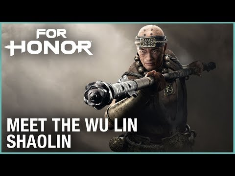 For Honor: Marching Fire - Meet The Wu Lin: Shaolin | Livestream | Ubisoft [NA]