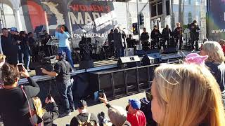 "Video Women's March LA 2018 Keala Settle ""This is Me"" MP3, 3GP, MP4, WEBM, AVI, FLV Maret 2018"