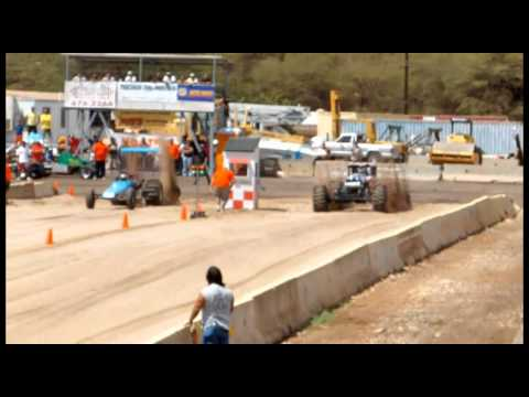 Kalaeloa Raceway Park  - The Inaugural Sand Drags