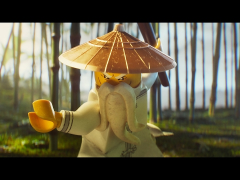 The LEGO NINJAGO Movie Official Trailer