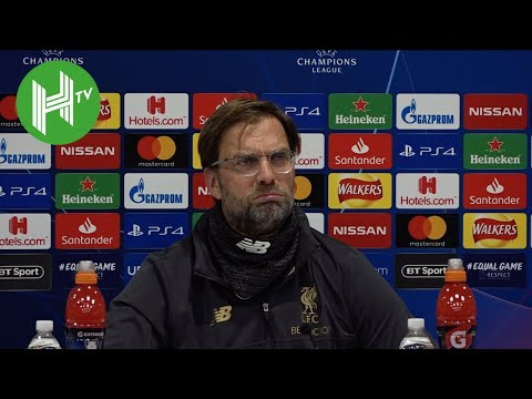 Liverpool 0-0 Bayern Munich | Klopp: We Have It All To Do In Germany