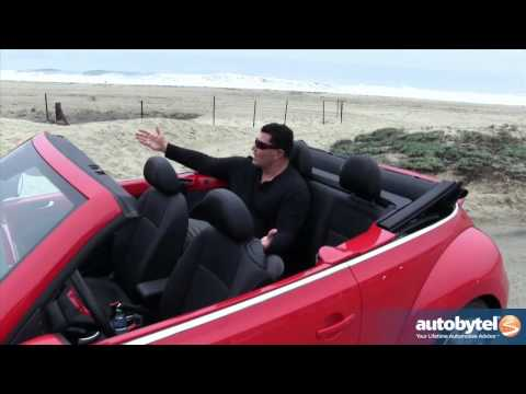 2013 Volkswagen Beetle Convertible TDI Video Review