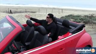 2013 Volkswagen Beetle TDI Cabriolet Test Drive&Convertible Car Video Review