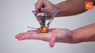 Газовая портативная горелка Fire-Maple FMS-103