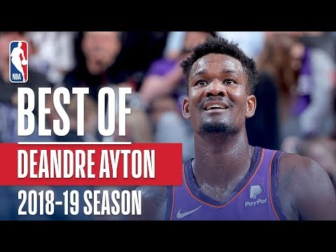 Video: Deandre Ayton's Best Plays From His Rookie Season!