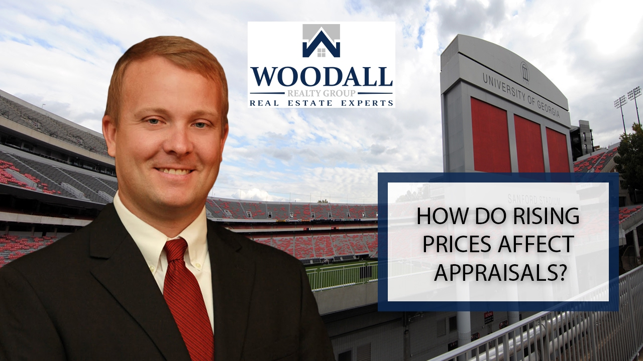 How Do Rising Prices Affect Appraisals?