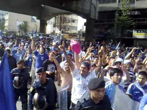 caravana cruz azul-wilos - La Sangre Azul - Cruz Azul