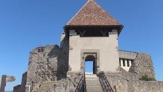 Visegrad Hungary  city photos gallery : Walking Tour/Gyalogtúra: Visegrad Castle / Fellegvár / Cytadela, Visegrád, Hungary / Magyarország