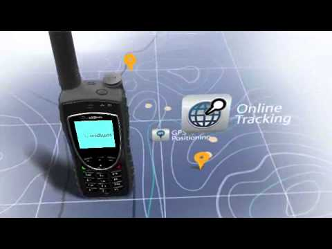 Iridium 9575 Extreme Satellite Phone Video