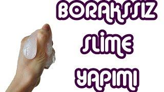 Video Borakssız Slime Yaptım :) MP3, 3GP, MP4, WEBM, AVI, FLV November 2017