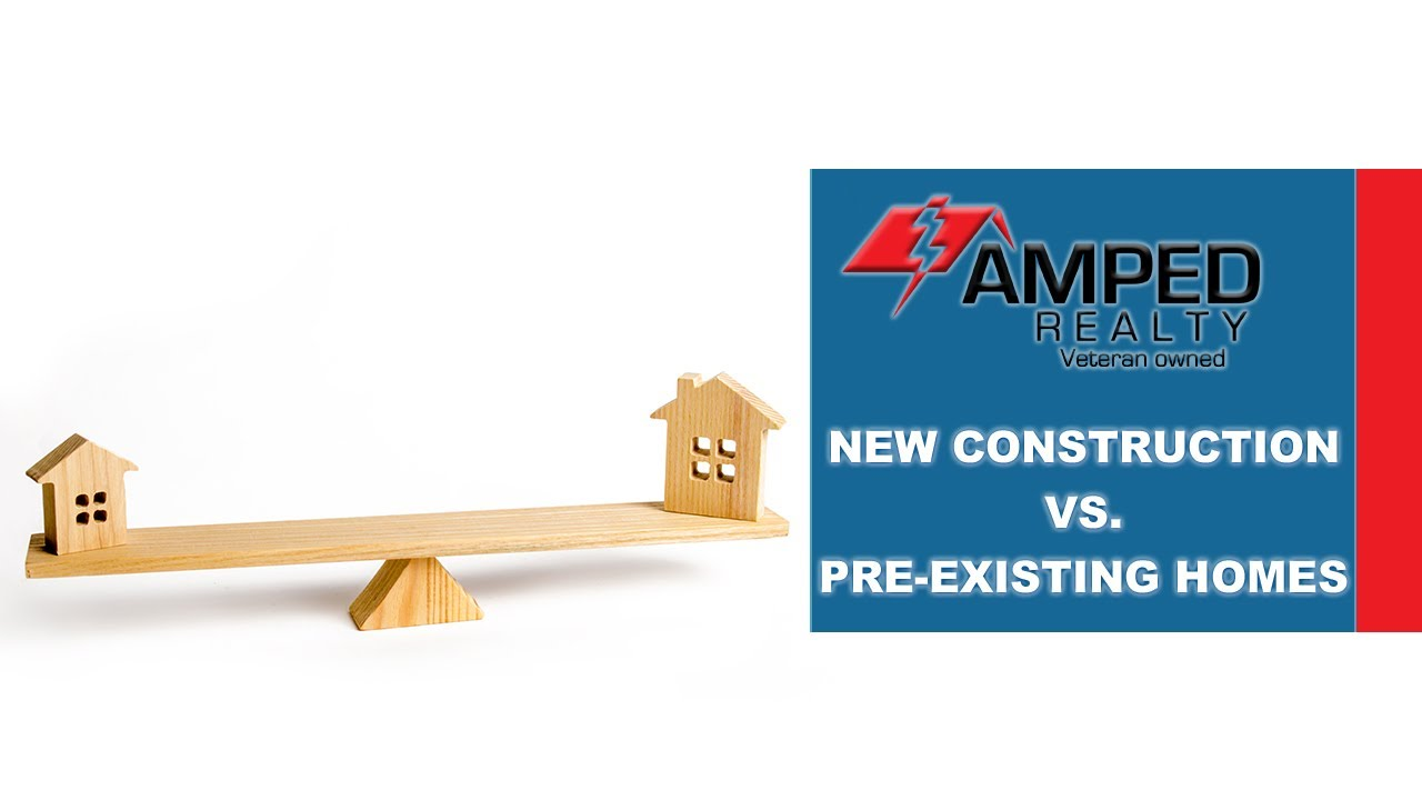 The Difference Between New Construction and Resale Homes