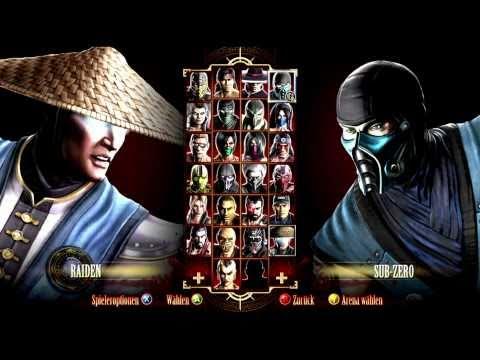 Video Mortal Kombat 9 All Fatalities / Finishing Moves download in MP3, 3GP, MP4, WEBM, AVI, FLV February 2017