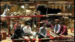 Indonesian gamelan medley from Java, Sunda and Bali