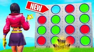 Video Playing FOUR IN A ROW In FORTNITE! (*NEW* Game Mode) MP3, 3GP, MP4, WEBM, AVI, FLV Juni 2019