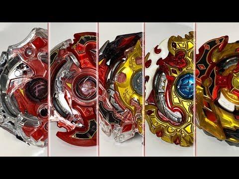 SPRIGGAN EVOLUTIONS! - Beyblade Burst Spriggan Generations Marathon Battle_Legjobb extrémsport videók