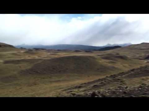 Entre Lagunas Amarga - Azul, PN Torres del Paine (8,3)
