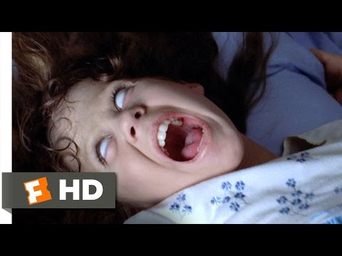 The Exorcist (1/5) Movie CLIP - A Harrowing House Call (1973) HD