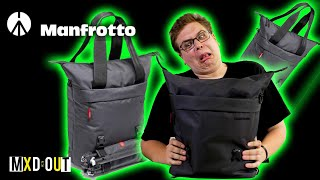 The Manfrotto Manhattan Changer 20 Camera Bag Review.We are taking a look at the rather unusual Manfrotto Manhattan Changer 20 Camera bag. Find out in our review exactly what we thought of this unusual camera bag. If you liked this review and would like to see more of our camera equipment check out our playlist below:https://www.youtube.com/playlist?list=PLQ_8_yVZSSGXYCs8UmOrRXUDUEBAjaHu4💸 Use our Overclockers UK affiliate link! - https://goo.gl/gEUmrR💸 Or our Amazon affiliate link! - http://amzn.to/2pbp36W👕👚 SHOP MXDOUT MERCH! 👚👕https://shop.spreadshirt.co.uk/MXDOUT/See you in the next one, thanks for watching! 😜