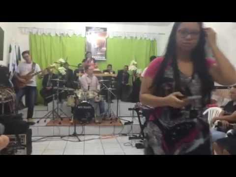 2016 07 04 Jucelia Lemos e banda - Caldas Brandão - PB