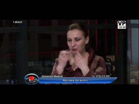 Emisiunea Universul Medical – 22 martie 2016