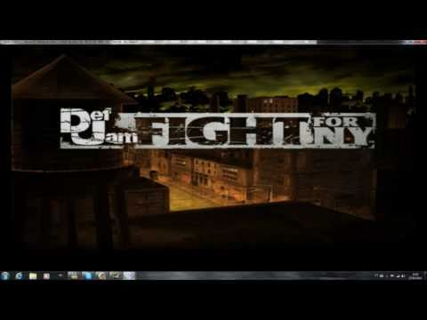 Def Jam Fight for NY (PAL) on PCSX2-r4268