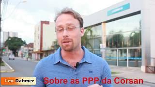 Sobre a propaganda das PPP da Corsan
