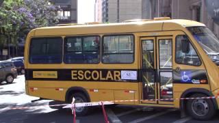 Governo entrega 40 ônibus escolares rurais para municípios